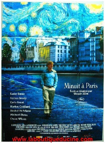cotillard postermovie about movie original woody allenmarion show title paris Details in poster Midnight OkXiuPZ